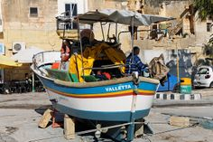 Marsaxlokk, Malta | Flickr - Photo Sharing!