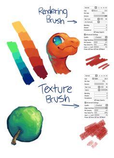 Painting brush sai 16 Ideas for 2019 Digital Painting Tutorials, Digital Art Tutorial, Painting Tools, Art Tutorials, Painting & Drawing, Drawing Tips, Drawing Reference, Paint Tool Sai Tutorial, Sai Brushes