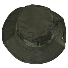 Anboo Bucket Hat Boonie Hunting Fishing Outdoor Wide Cap Brim Military * Find out more about the great product at the image link.