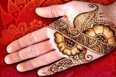 Simple Arabic Mehndi Designs For Hands                              …