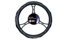 COL 605 UConn Car Steering Wheel Cover