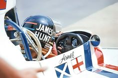 James Hunt - Hesketh