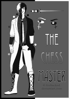 CREEPYPASTA REF- The Chess Master by GhostfaceNikol on DeviantArt