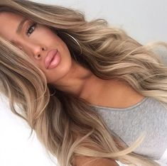 Hair Color Miel Blondies, Hair Inspo, Hair Coloring, Hairdos, Hair, Hair Color