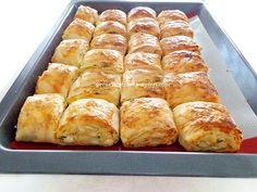 su böreği lezzetinde muhteşem bir börek oluyor.tarifim çok eskidir 86 yılından defterime kayıtlı..nostaljik bir lezzet...ve uz...