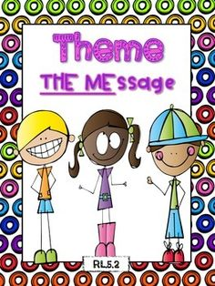 FREE! This activity makes a perfect independent or small group center for students to practice identifying theme in literature.  Students will read fables and poems and select the best theme.  Then, the students will read a drama and determine the theme and events from the text that support the theme.