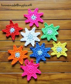 homemade@myplace: Make it ! Stars and baubles !!!!