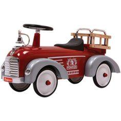 Porteur Speedster : Pompiers