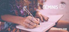 Horóscopo de Géminis para 2018