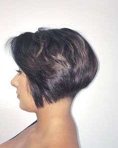 just short haircuts, nothing else. If you're thinking of getting an undercut, sidecut, pixie, or Angled Bob Haircuts, Cool Haircuts, Cut My Hair, New Hair, Curled Hairstyles, Straight Hairstyles, Medium Angled Bobs, Inverted Bob, Short Hair Cuts
