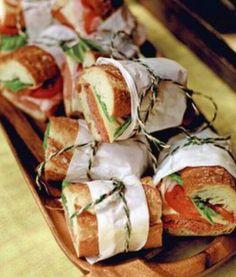 #broodje #stokbroodje #serveren #leukvoorevents