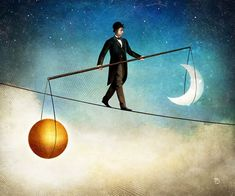 To know more about Christian Schloe Between Night and Day, visit Sumally, a social network that gathers together all the wanted things in the world! Featuring over 62 other Christian Schloe items too! Max Ernst, Magritte, Surrealism Painting, Poster S, Day For Night, Surreal Art, Stars And Moon, Sun Moon, Fantasy Art
