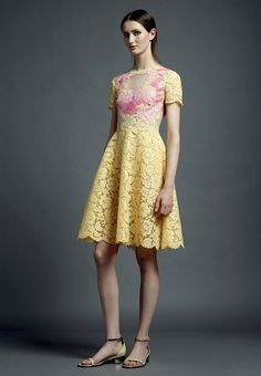 And heart this, too.  Miss Moss : Valentino Resort 2013