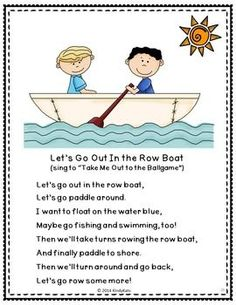 Learn Piano By Ear Transportation, Land, Sea, Air, Songs - Explore modes of transportation with these original piggyback songs and rhymes. They'll add plenty of get-up-and-go to your transportation theme! Transportation Preschool Activities, Transportation Theme Preschool, Preschool Songs, Preschool Themes, Preschool Crafts, Songs For Toddlers, Kids Songs, Circle Time Songs, Boat Theme