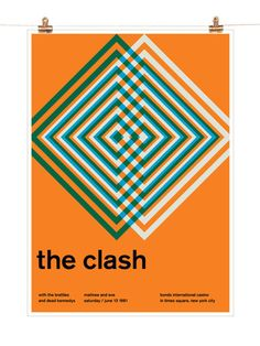 New to Gilt: Swissted Music Posters - Gilt Home