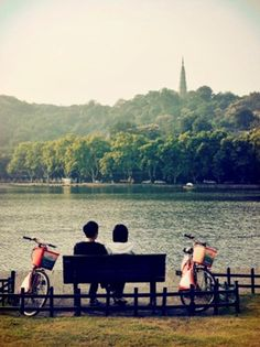 Sit awhile with me #bike #cycling #sports #hangzhou #asia #china #travel #explore #outdoors #photography #adventure #love #happy