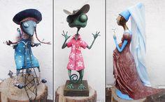 кукольная скульптура - МАСТЕР-КЛАСС