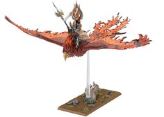 Warhammer Fantasy - High Elf Flamespyre Phoenix