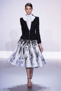 SPRING 2014 COUTURE RALPH & RUSSO COLLECTION