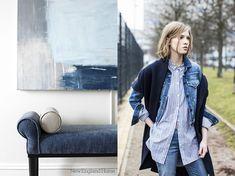 #BlueJeans Spring · Summer #Colortrend 2015 #KatiaYarns