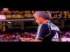 ▶ José Mourinho,o Melhor Treinador do Mundo . PT - YouTube