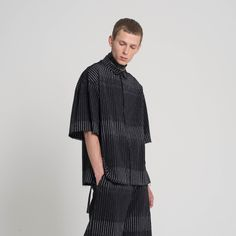 The wide sleeve 'Sol' shirt from our SS17 collection.