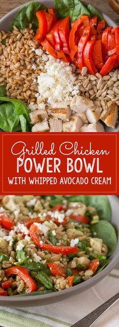 A great way to plan ahead for a quick and healthy lunch at home or on-the-go!