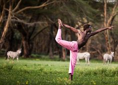 Priceless Peace: The Africa Yoga…