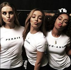 perrie, jade and leigh