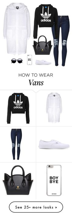 """""""Untitled #385"""" by fashionlover-1995 on Polyvore featuring Topshop, Vans, modern, paris, beautiful, stylish and MyStyle"""