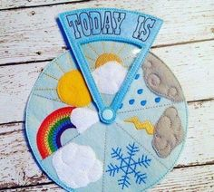 how is the weather today crafts and activities  (1)