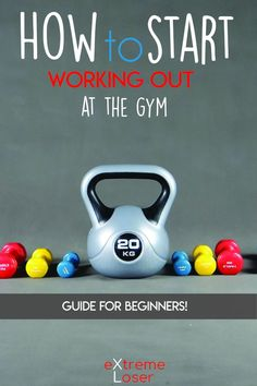 How To Start Working Out at The Gym - Guide For Beginners Gym Guide For Beginners, Gym Workout For Beginners, Lose Fat, Lose Belly Fat, Lose Weight, Best Weight Loss, Weight Loss Tips, Types Of Belly Fat, Start Working Out
