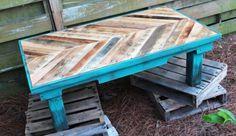 DIY Pallet Wood Coffee Table ‹ Ellis Benus - Web Design Columbia MO
