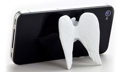 Groupon - Gadgets and Gear Angel Wings Mobile Phone Stand in [missing {{location}} value]. Groupon deal price: $9.99