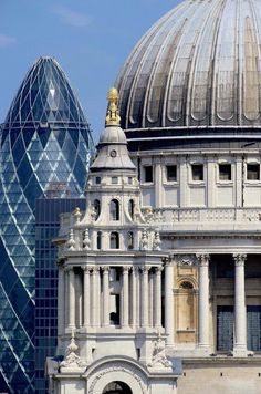 St Paul's Cathedral, London.-