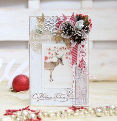 Lovely things: Пара новогодних открыток