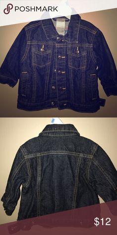 0c18bb90c1ecb4 Children 12MO Blue Jean Jacket Osh Kosh Blue Jean Jacket- Size 12MO OshKosh  B gosh Jackets   Coats Jean Jackets