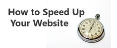 Check the Awesome Quick Tips How to Speed Up or Improve Your Wordpress Website.