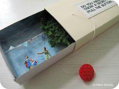 FRÖKEN SKICKLIG Do you want to know a secret? (The Magic Box Tutorial)