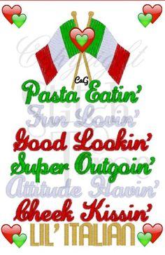 Love being #italian!