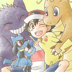 Pokemon, Ash, Anime, Anime Shows