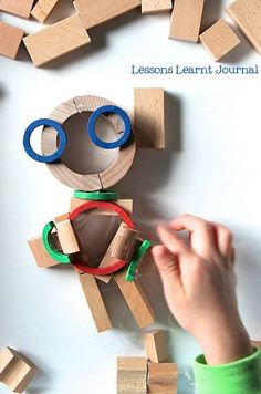 A beautiful set of toys with endless possibilities. Great resource for playing and learning at home. $