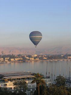 Egypt Luxor Hot air Balloon ride