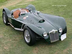 "MG R2 ""Flying Shingle"" Compare classic car insurance http://onlinecheapestcarinsurance.co.uk/classic-car-insurance/"