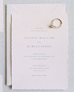 "Style Me Pretty on Instagram: ""Refined elegance for these #wedding #invitations! #weddinginvitations #invitation | Photography: @annapetersphoto | Invitations: @akayaday | Jewelry: @pnpstudio"""