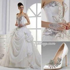 Novia guantes punta medio pedrería boda novia guantes punta pedrería