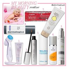 MY MORNING BEAUTY ROUTINE #ShopStyle #shopthelook #MyShopStyle #skincare #morningskincareroutine #skincareroutine #marilynmonroe