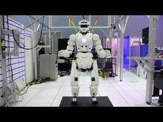 Shocking video of NASA's robot EXPLODING