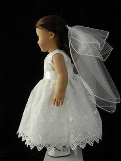 Sleeveless First Communion Wedding or Flower by MaryJanesStuff, $30.00