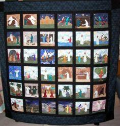 19 Best Bible Quilt Blocks Images Bedspreads Quilt